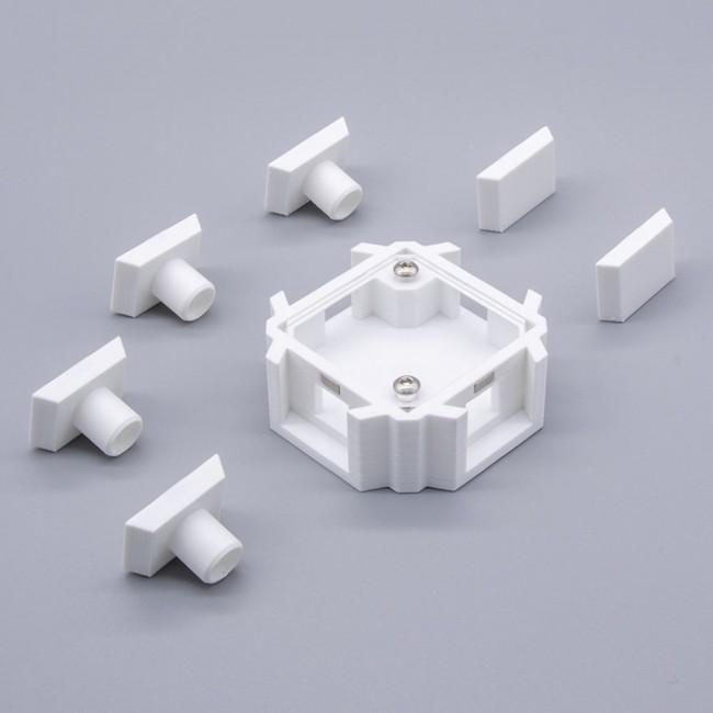 Acrylic Foundation Nest Complete Kit