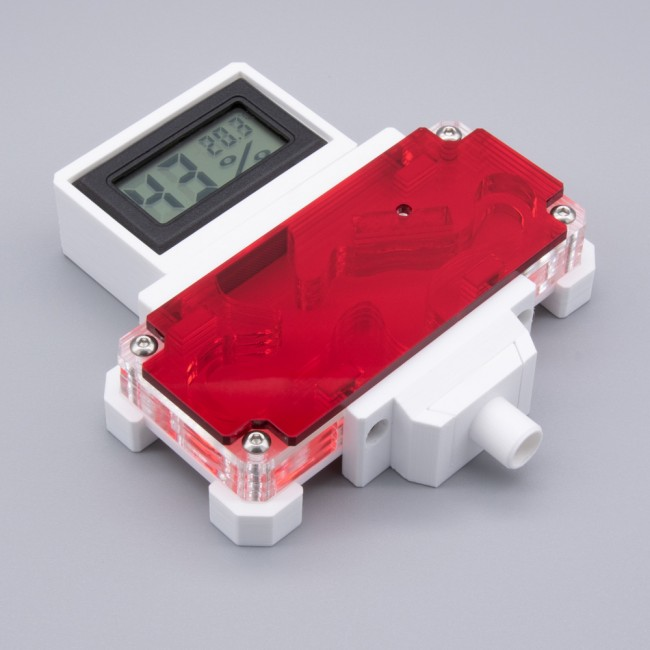 Acrylic Foundation Nest - With Temperature and Moisture Monitor