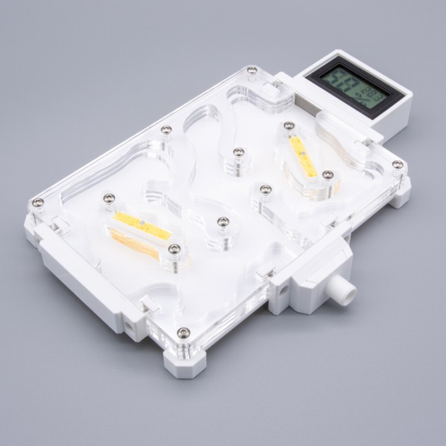 Acrylic Ant Nest - Medium - With Temperature and Moisture Monitor