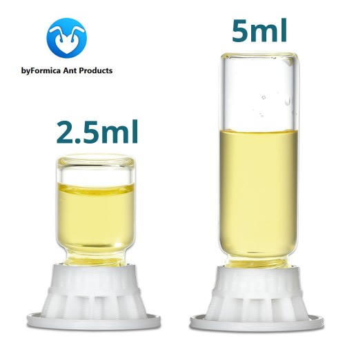 byFormica Liquid Feeder Mini Twin Pack - 2.5ml + 5ml