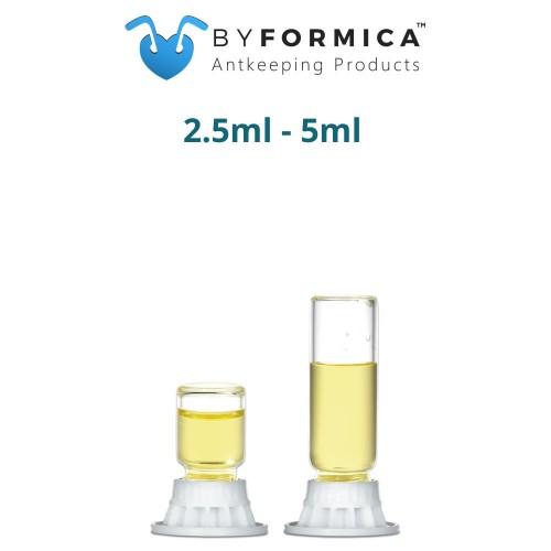 byFormica Liquid Feeder Mini Twin Pack - 2.5ml + 5ml