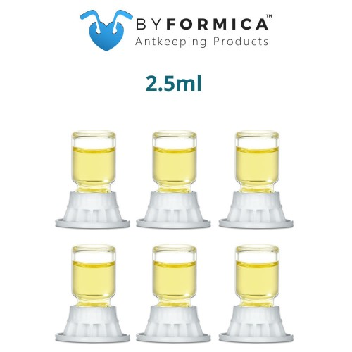 byFormica Liquid Feeders Mini - 3ml - 6 Pack