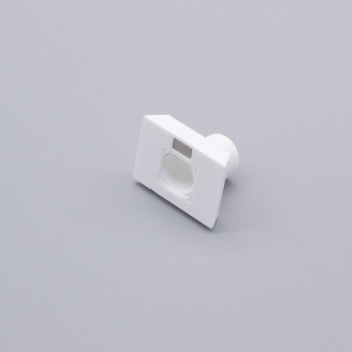 Acrylic Tube Connector - Magnetic