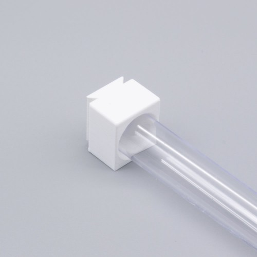 Test Tube Connector for Plastic Test Tubes