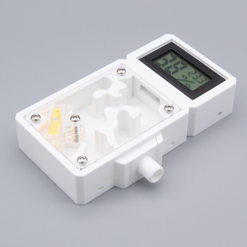 Ant Nest V2 - Small - With Temperature and Moisture Monitor