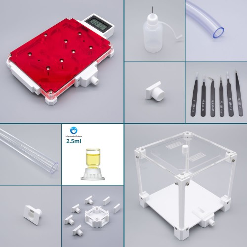 Medium Acrylic Nest Complete Kit