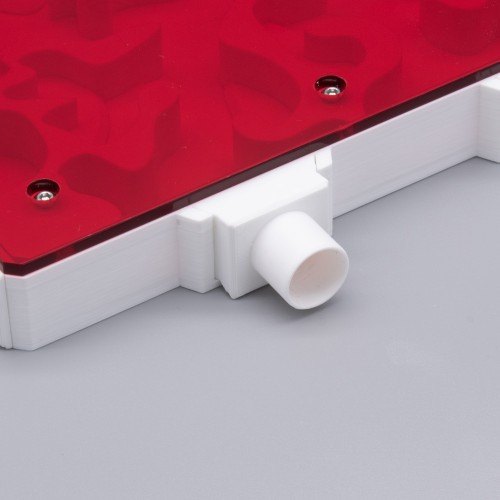 16mm ID PVC Tube Connector for Modular Nests