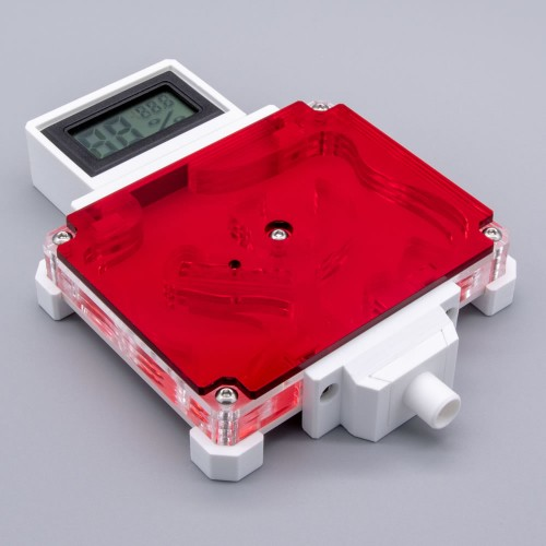 Acrylic Ant Nest - Small - With Temperature and Moisture Monitor