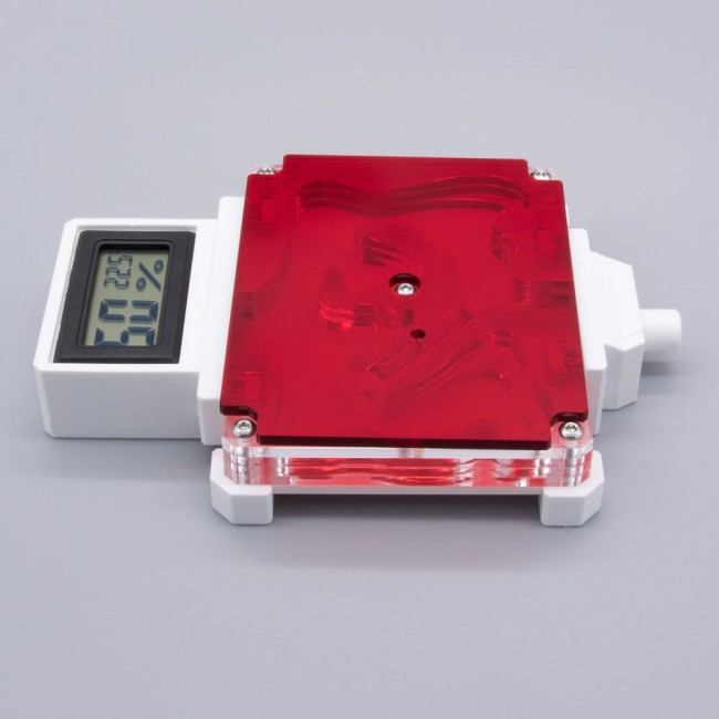 Temperature and Moisture Monitor for Acrylic Nests