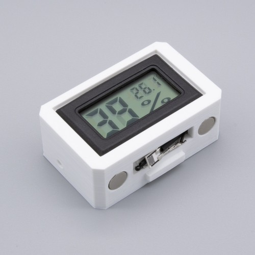 Temperature and Moisture Monitor for HighTechAnts Nests